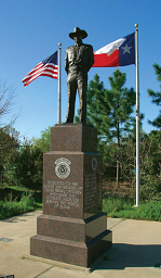 Texas Game Warden Memorial 2013
