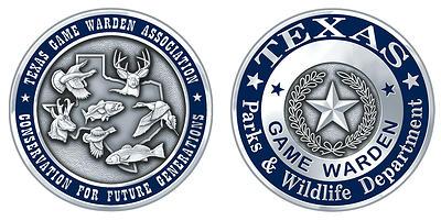 TGWA Silver Challenge Coin