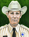 Game Warden Claude Keller (Painting)